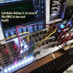 Synth Modular Workshop & Live Session SP@Unyo303